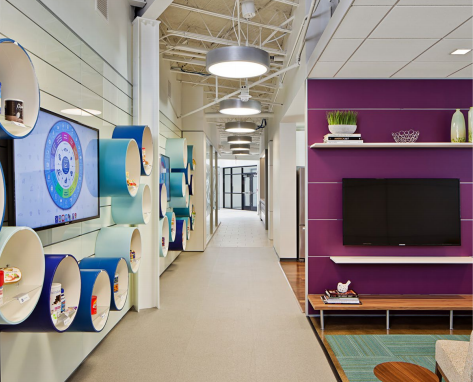 Using DIRTT Power and Accessories to Customize Your Workspace